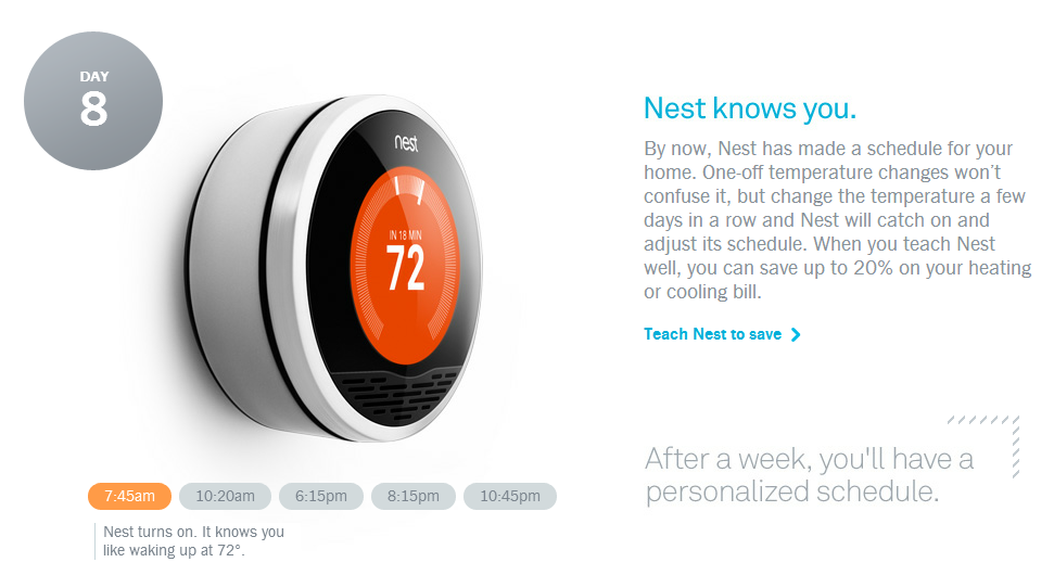 Energy smartlab - Nest thermostat stylish home temperature control ...